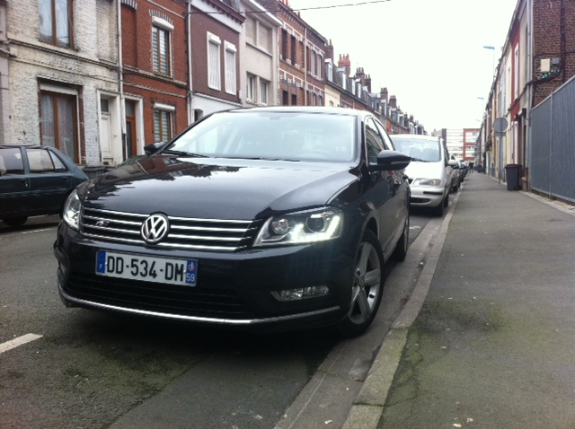 Taxi Lille: Volkswagen
