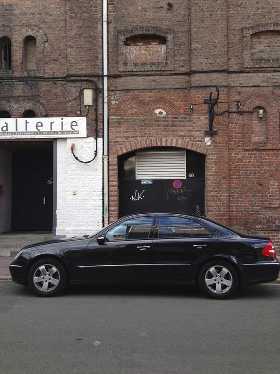 Taxi Lille: Mercedes