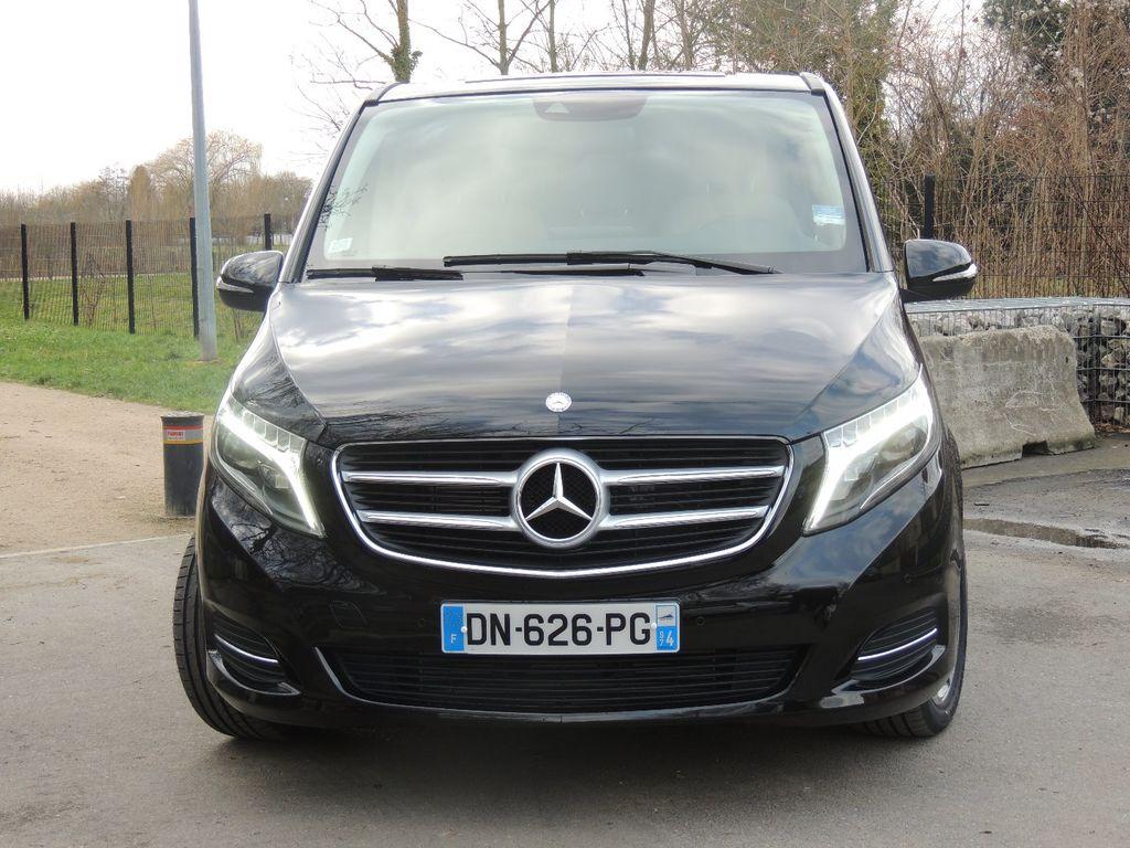 VTC Crosne: Mercedes