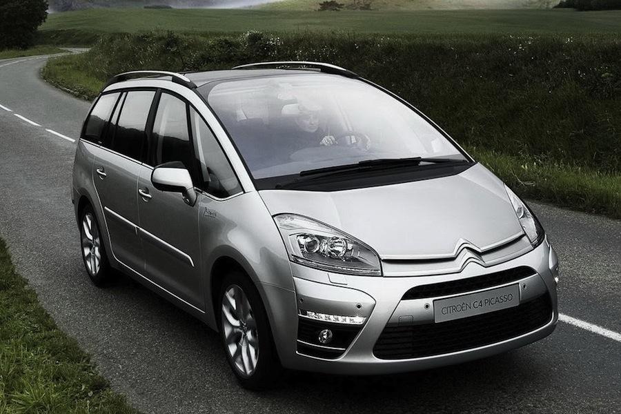Taxi Carcassonne: Citroën