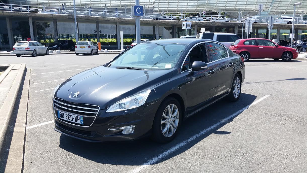 VTC Laruscade: Peugeot