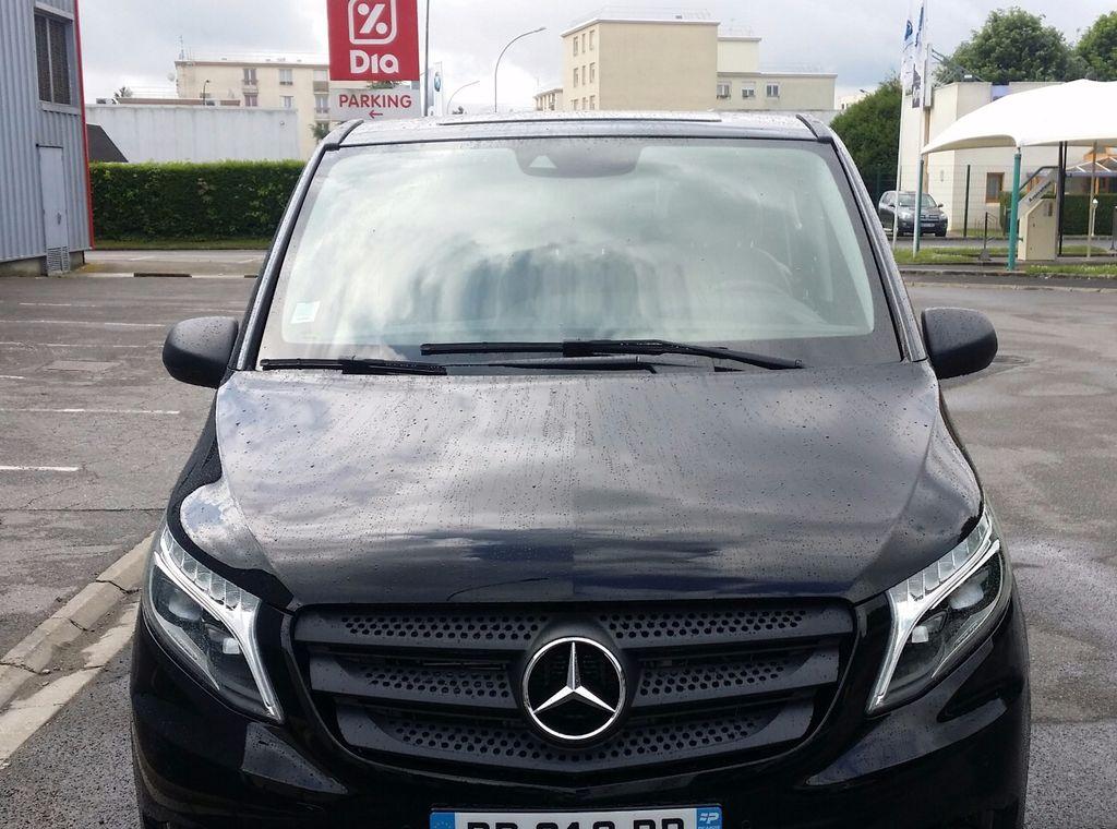 VTC Nogent-sur-Oise: Mercedes