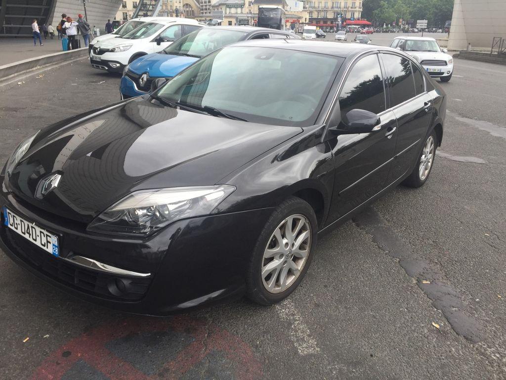 VTC Bobigny: Renault