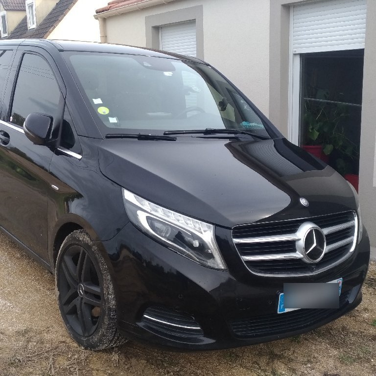 VTC Vaux-le-Pénil: Mercedes