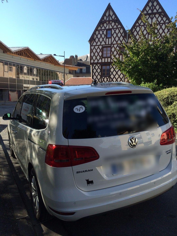 Taxi Henrichemont: Volkswagen