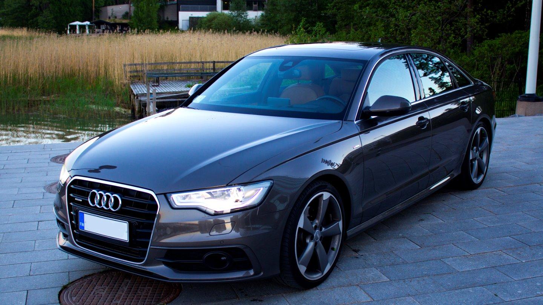 Taxi Béthune: Audi