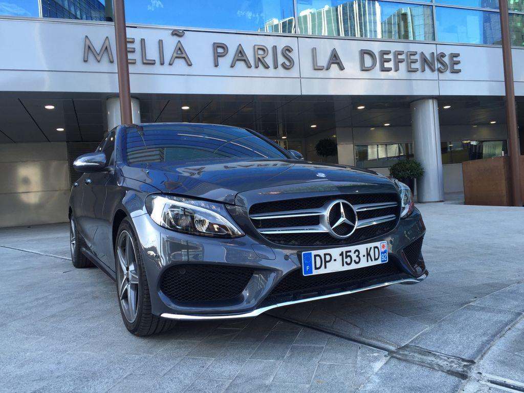 VTC Courbevoie: Mercedes