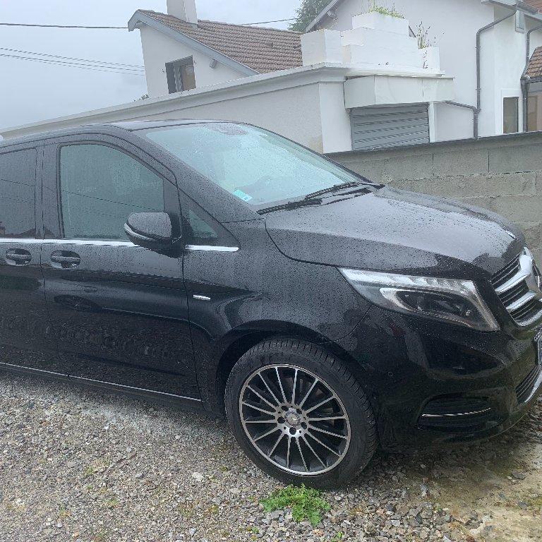 Taxi Pau: Mercedes