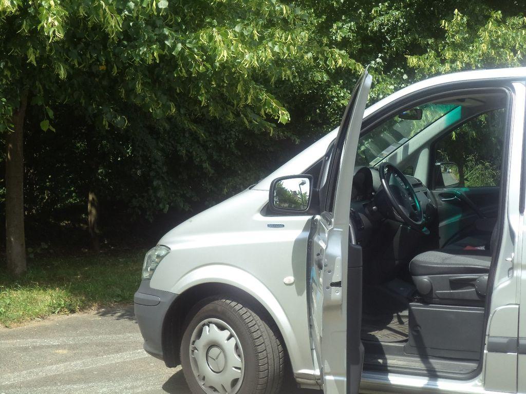 Taxi Maisons-Laffitte: Mercedes