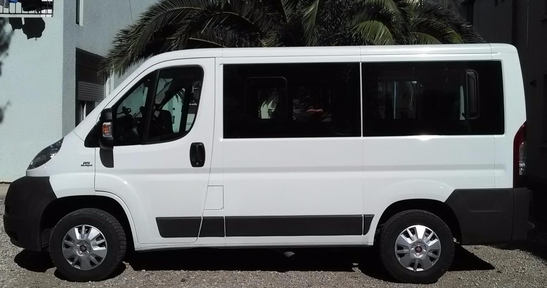 Taxi Port-la-Nouvelle: Fiat