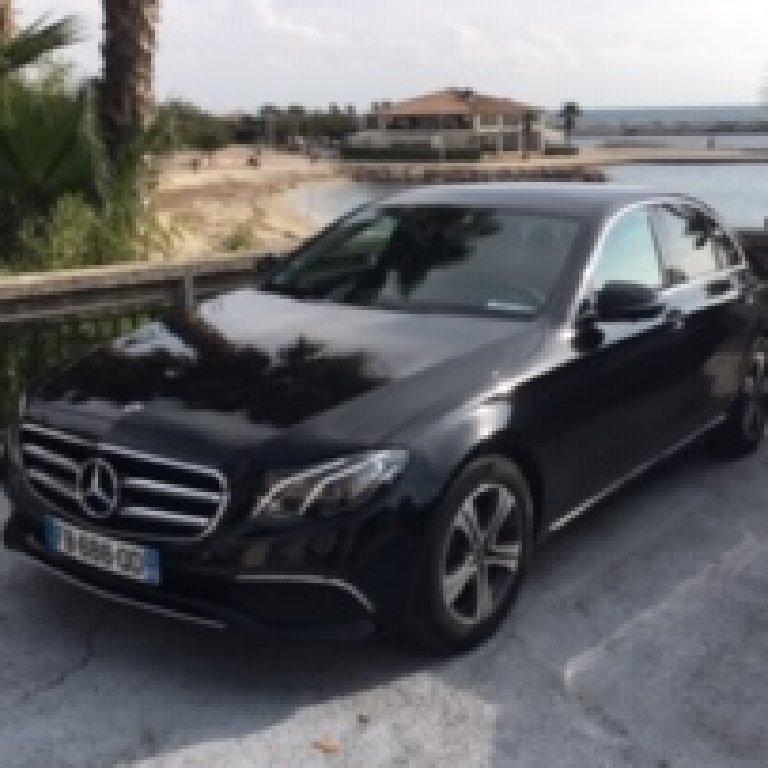 VTC Toulon: Mercedes