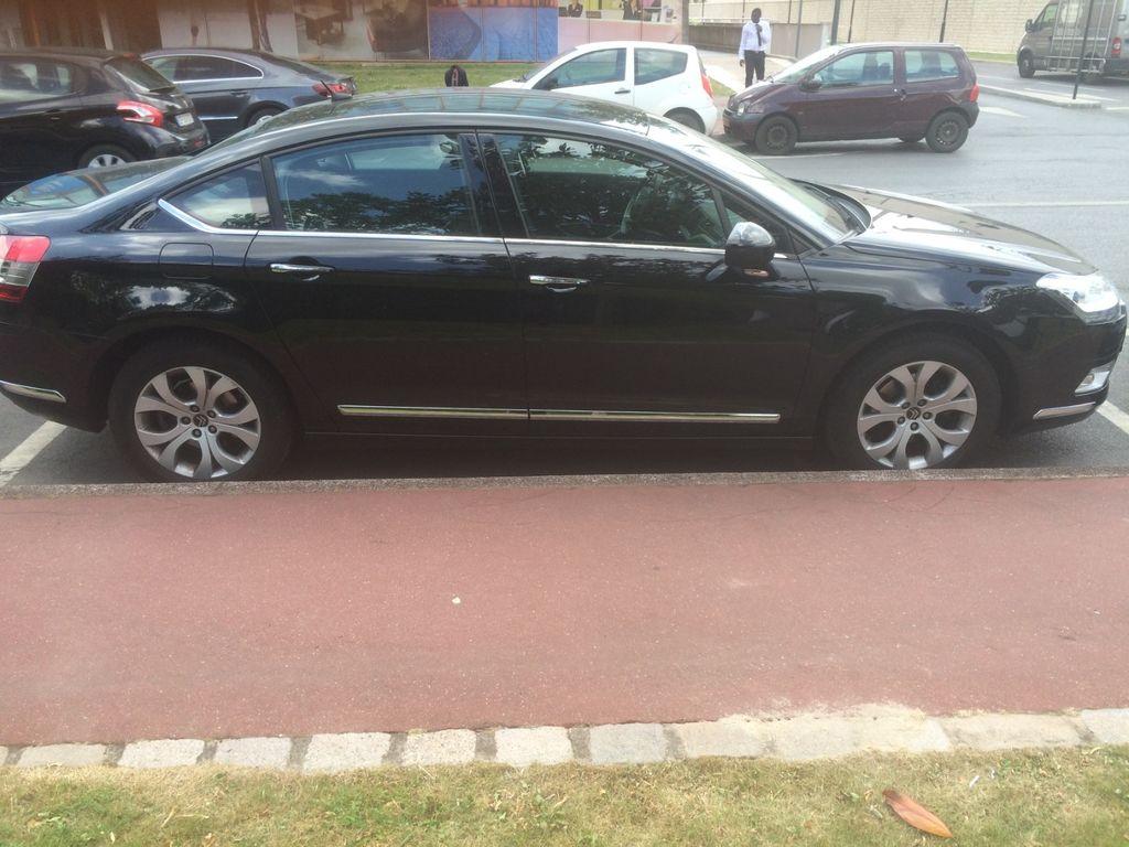 VTC Vincennes: Citroën