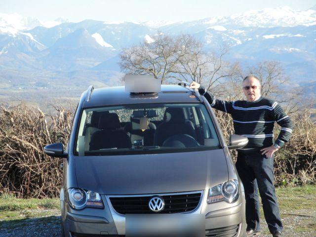 Taxi Idaux-Mendy: Volkswagen