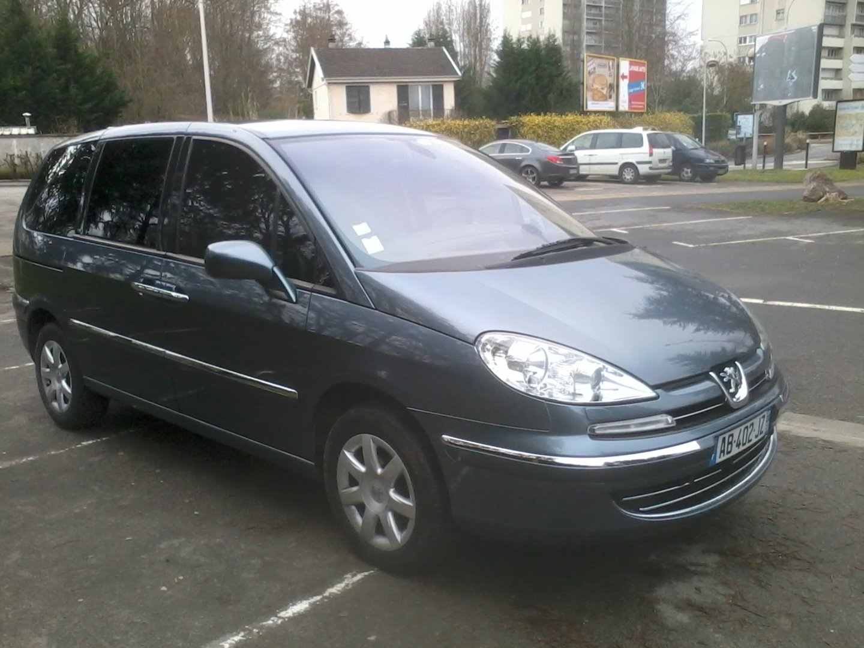 VTC Senlis: Peugeot