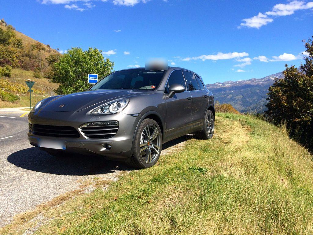 Taxi Chaudon: Porsche