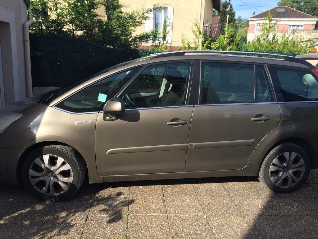 VTC Persan: Citroën