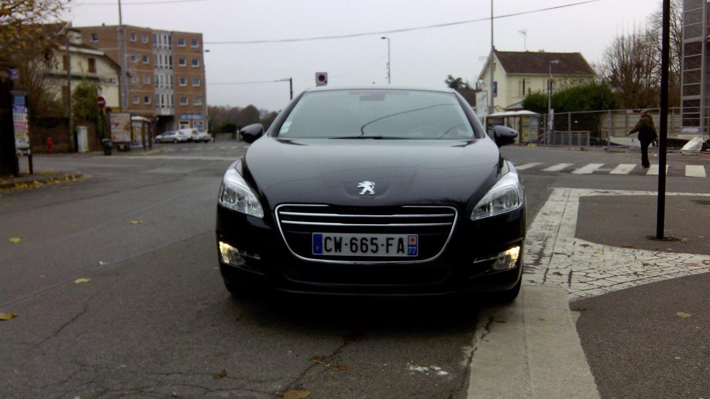 VTC Ézanville: Peugeot