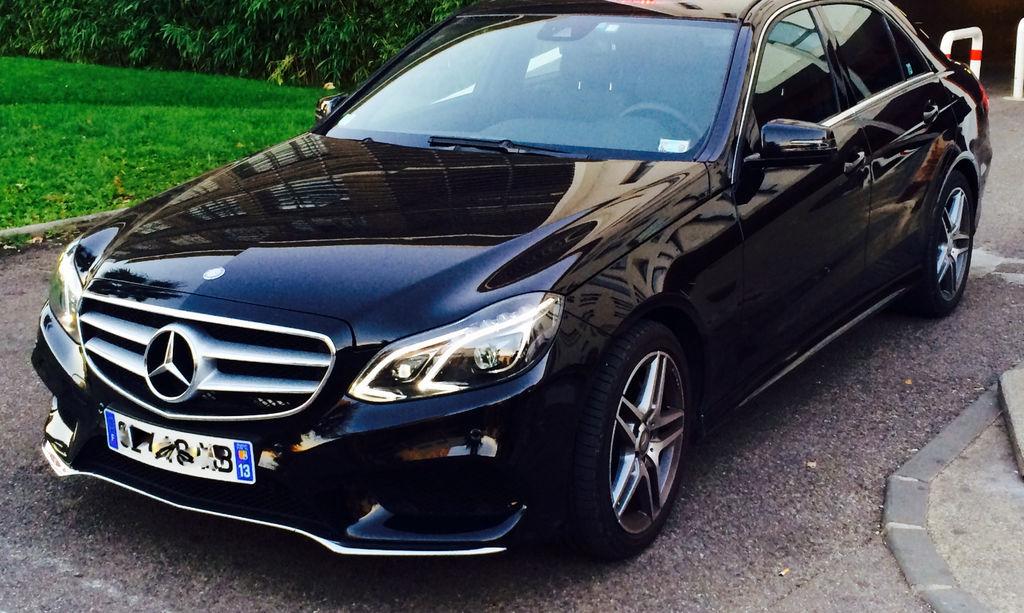 Taxi Rognac: Mercedes