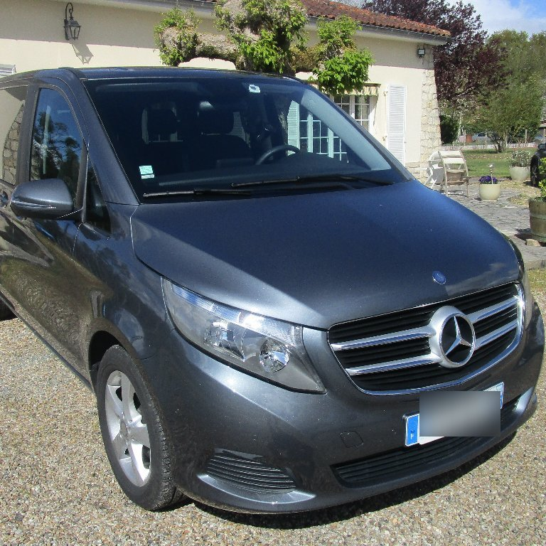 Taxi Mussidan: Mercedes