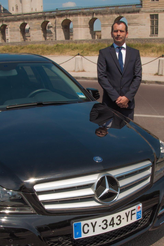 VTC Villejuif: Mercedes