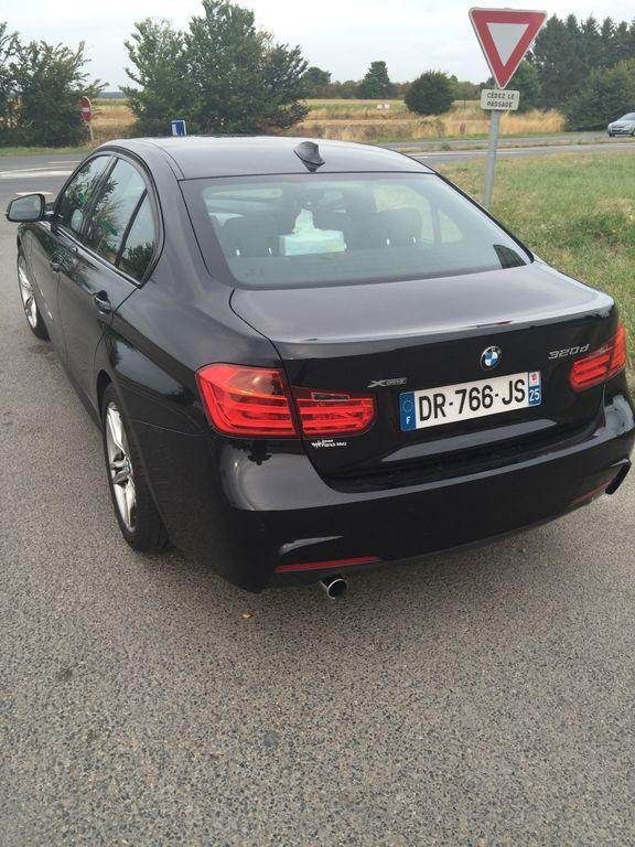 Taxi Chantilly: BMW