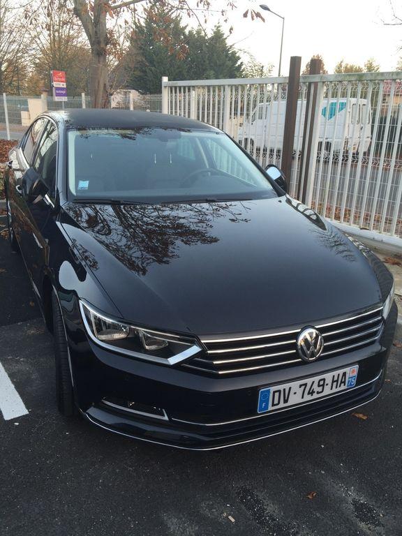 Taxi Chantilly: Volkswagen