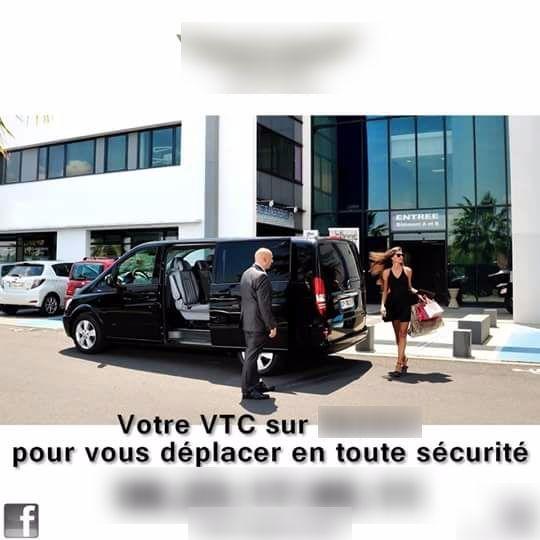VTC Béziers: Mercedes
