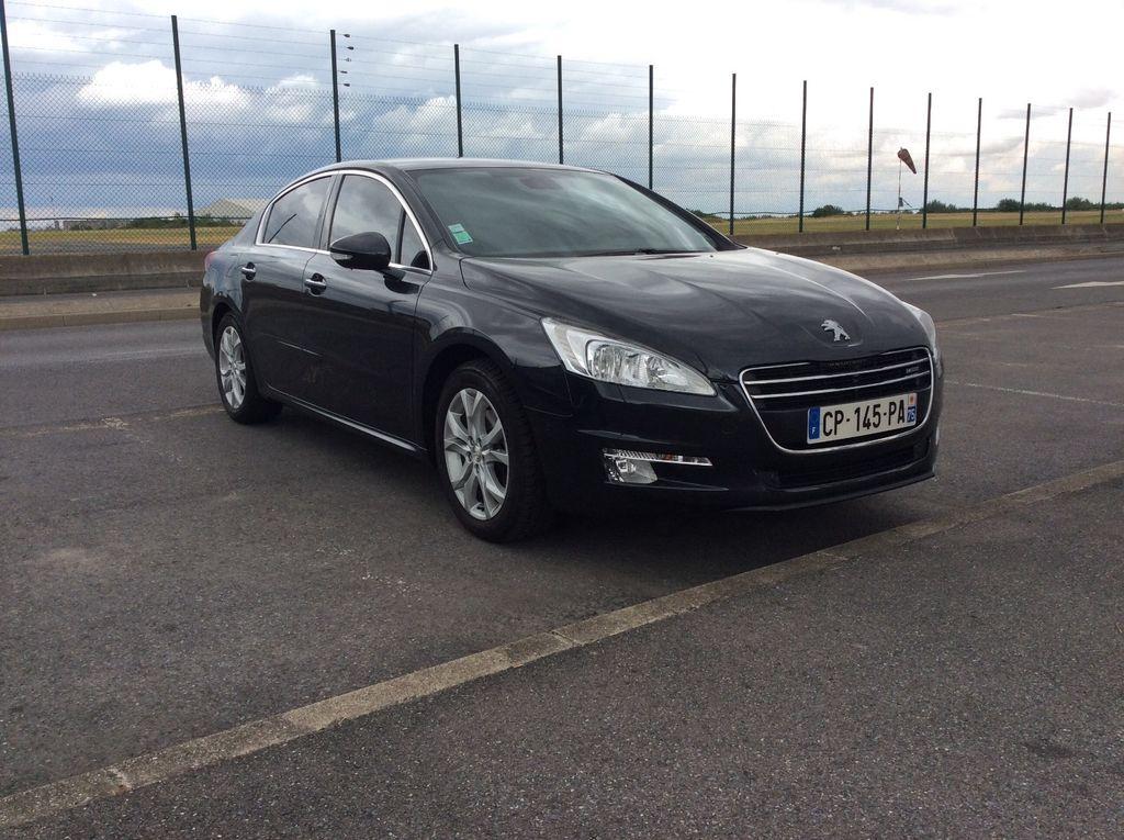 VTC Bondy: Peugeot