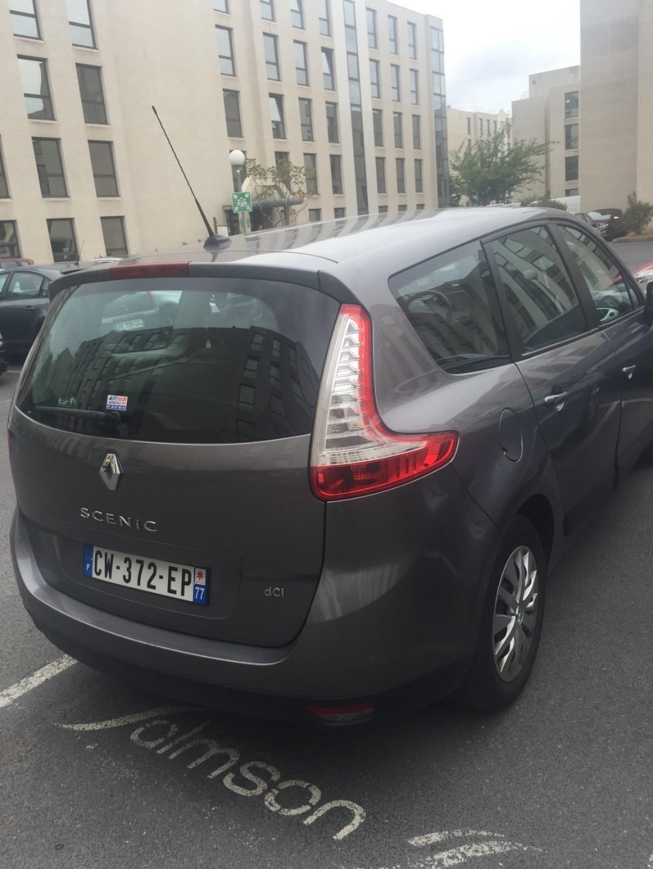Taxi Chatou: Renault