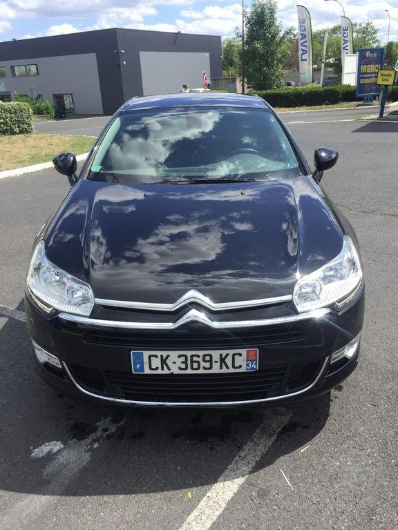 Taxi Chatou: Citroën