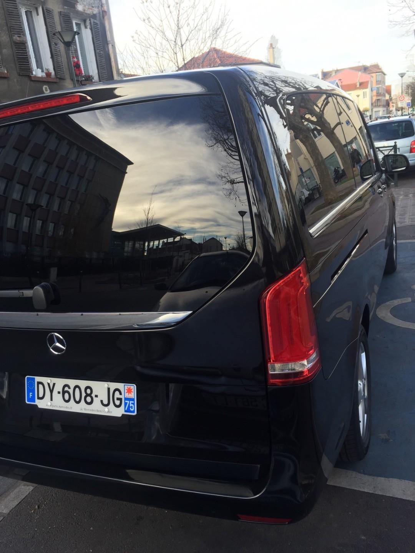 Taxi Chatou: Mercedes