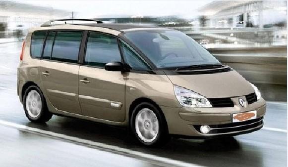 Taxi Nice: Renault