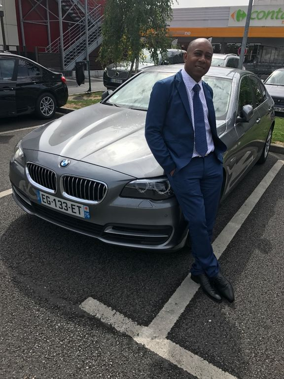 Taxi Gagny: BMW