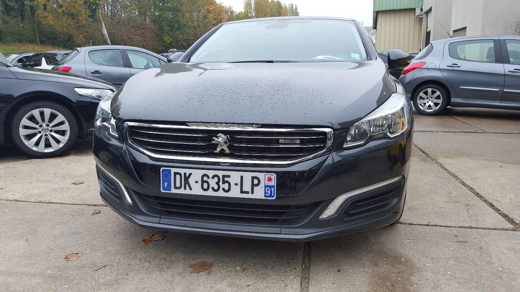 Taxi Le Blanc-Mesnil: Peugeot