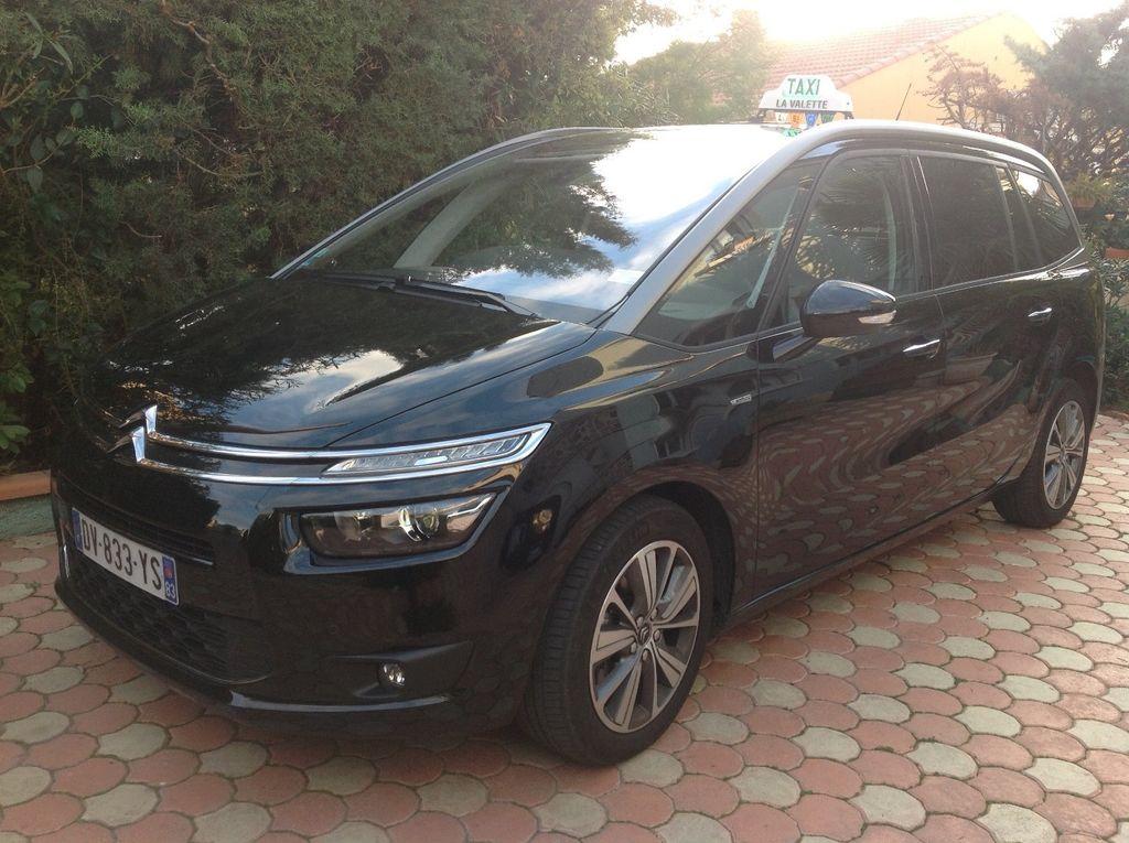 Taxi La Valette-du-Var: Citroën