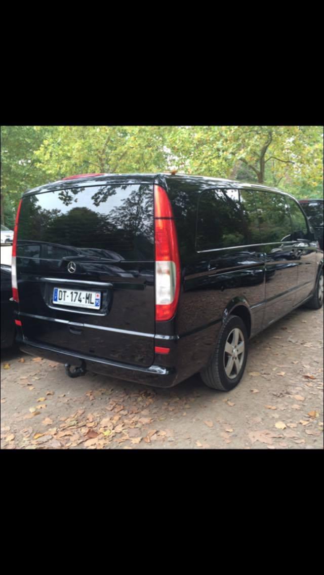 Taxi Ris-Orangis: Mercedes