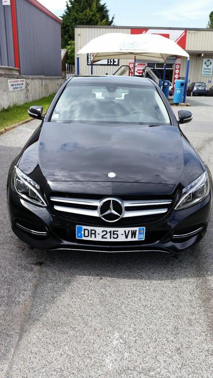 VTC Brie-Comte-Robert: Mercedes