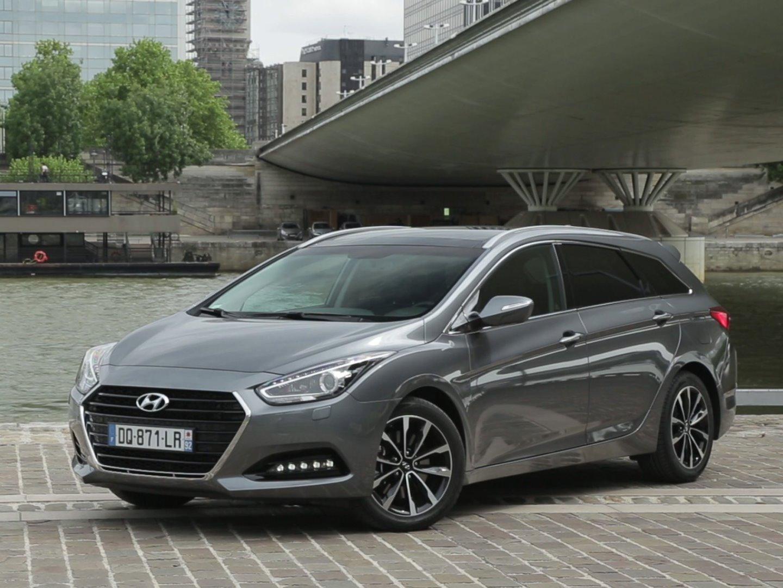 Taxi Gaillard: Hyundai