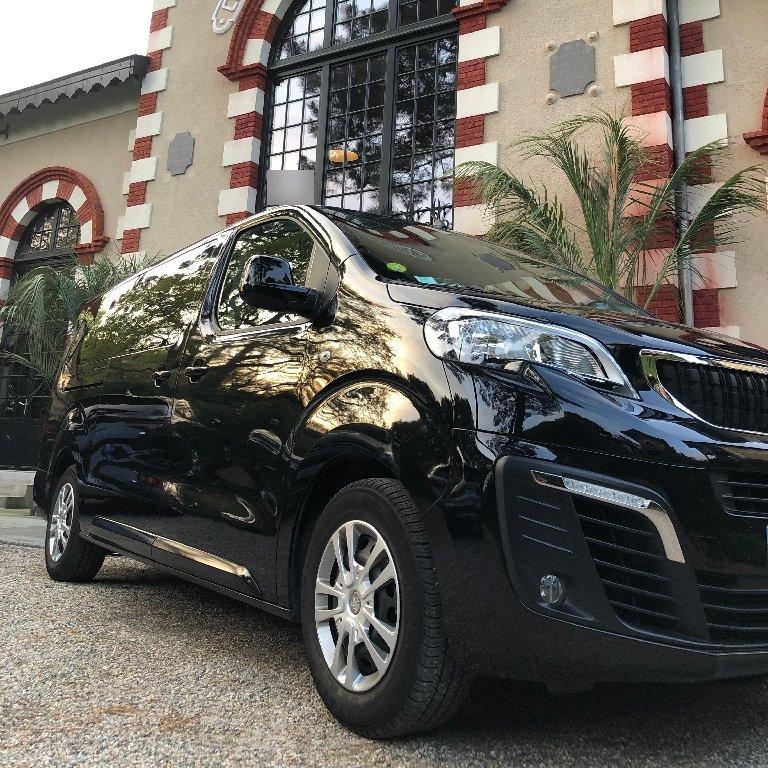 VTC Mérignac: Peugeot
