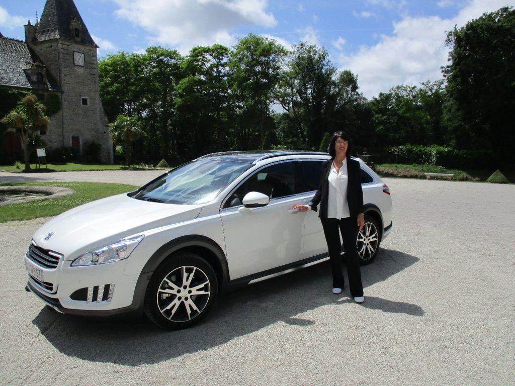 VTC Saint-Hilaire-Petitville: Peugeot