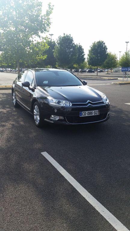 VTC Trappes: Citroën