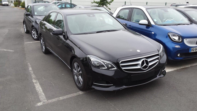 VTC Aubergenville: Mercedes