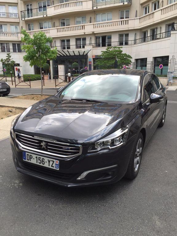 VTC Boulogne-Billancourt: Peugeot