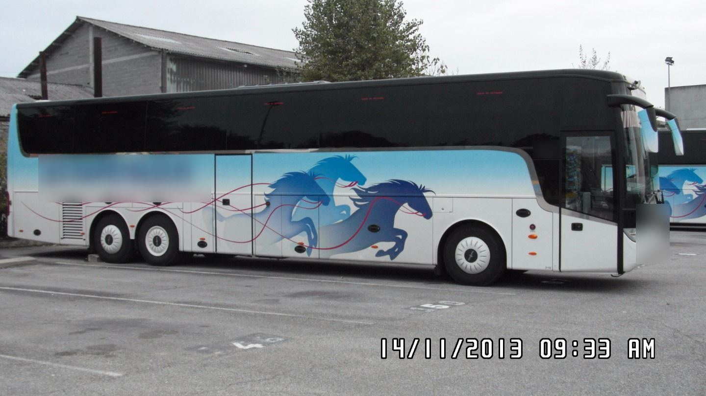 Coach provider Romans-sur-Isère: Van Hool