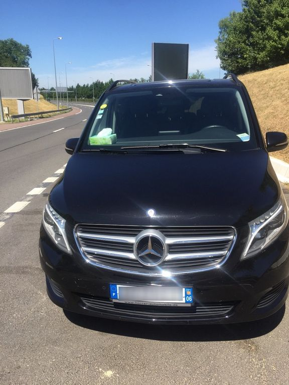 Taxi Le Perreux-sur-Marne: Mercedes