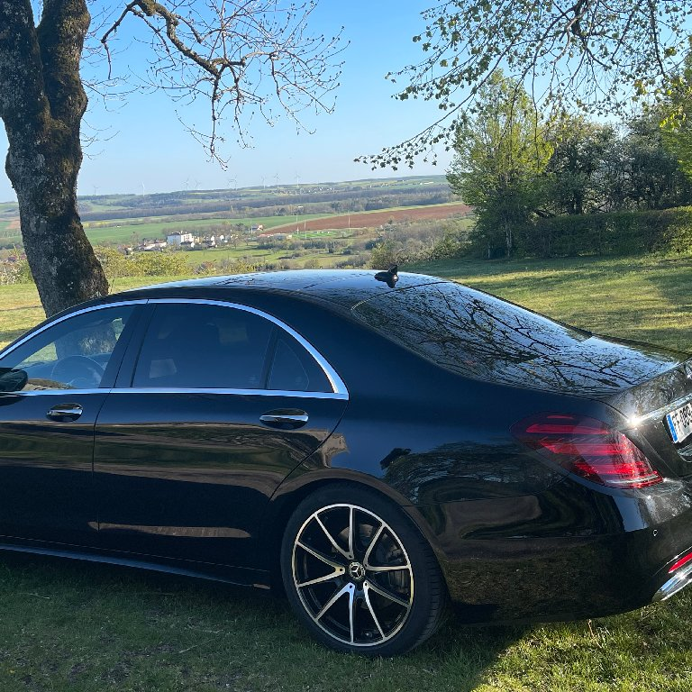 VTC Foncegrive: Mercedes