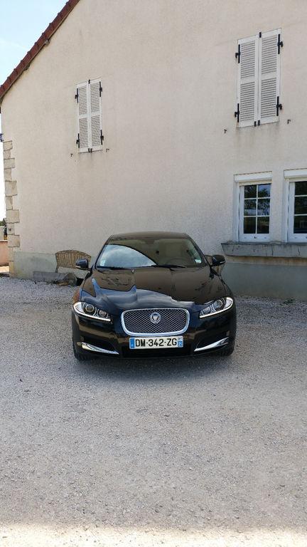 VTC Gemeaux: Jaguar