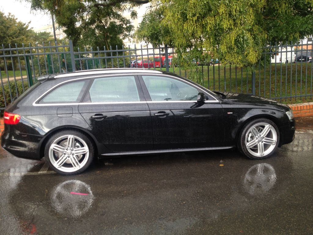 VTC Thiais: Audi