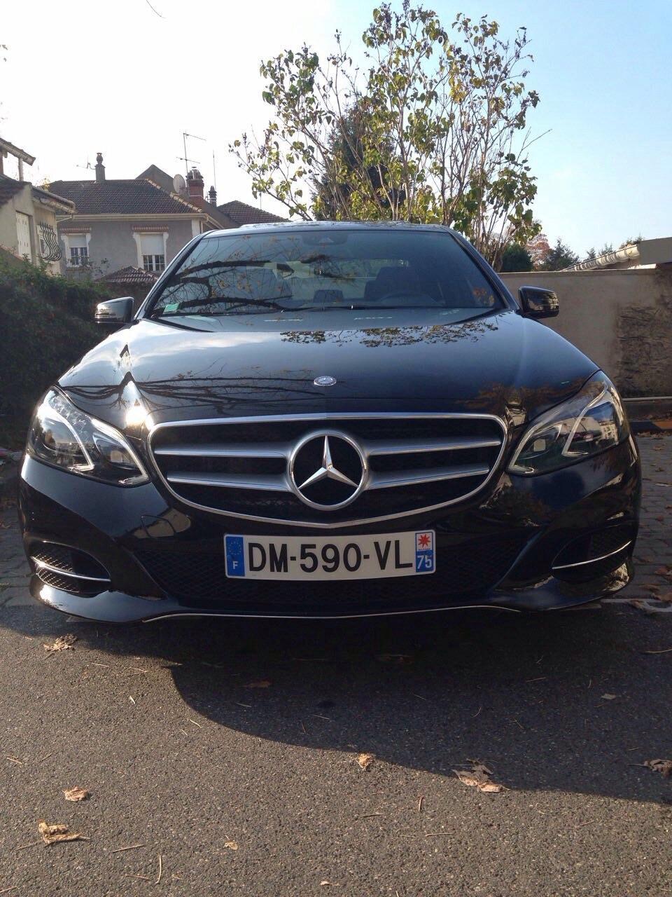 VTC Chennevières-sur-Marne: Mercedes