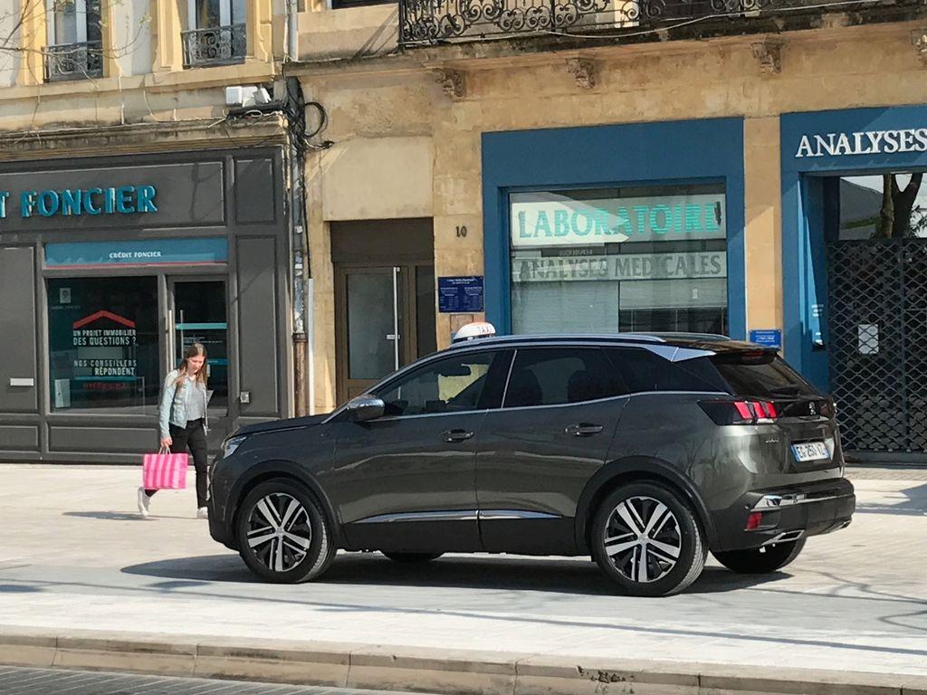 Taxi Morsbach: Peugeot